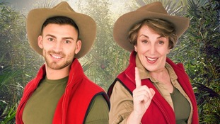 X Factor's Jake Quickenden and Edwina Currie to enter the I'm A Celebrity...