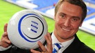 Lee Clark: the 39 year old is getting positive vibes from Birmingham