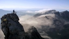 'The Ridge' film will be shown at Kendal Mountain Festival