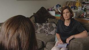 One mother speaks to ITV News Correspondent Juliet Bremner.