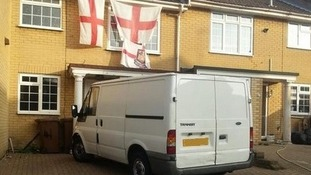 Miliband 'absolutely furious' over Labour MP's England flag tweet