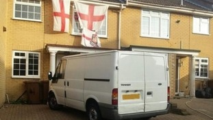 Labour MP quits shadow cabinet over white van tweet