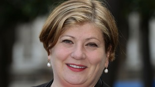 Emily Thornberry.