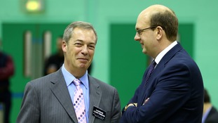 Farage expects more pre-election defections as Ukip gain second MP