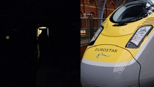 Power failure leaves Eurostar passengers in darkness