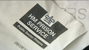 Prison Service documents left in street