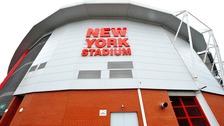 Millers rename stadium 'The New York AESSEAL Stadium'