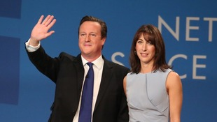 The Prime Minister has said he and wife Samantha share the household chores between them