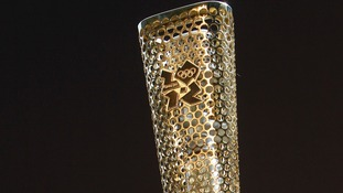 The London 2012 Torch Design