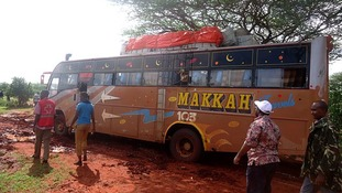 28 dead after al-Shabaab bus ambush in Kenya