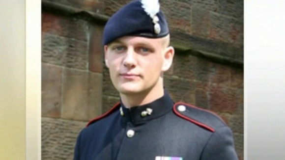 Corporal Michael Thacker, 1st Battalion, The Royal Welsh, who was shot dead in Afghanistan