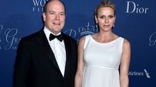 Prince Albert II and Princess Charlene of Monaco