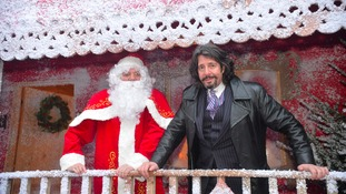 The experience was created by Laurence Llewelyn-Bowen