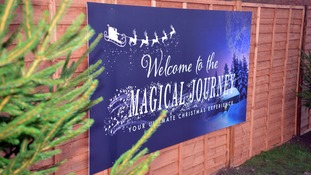 The Magical Journey attraction in Warwickshire