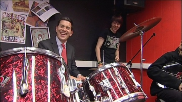 David Miliband MP