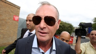 Paul Gascoigne: 'The only person who can save me is me'