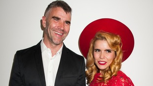 Ivan Massow and Paloma Faith