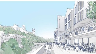 Plans unveiled for shopping centre in Durham City