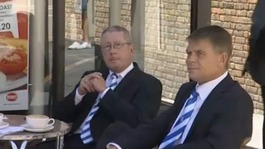 Paul Scally & Andy Hessenthaler