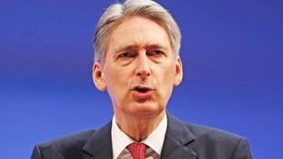 Foreign Secretary Philip Hammond.
