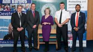 Kent, Policing, Police and Crime Commissioner