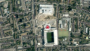 Tottenham have been unable to build a new stadium while Archway Sheet Metal remains on the proposed site.