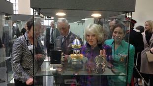 Birmingham City University's school of jewellery.