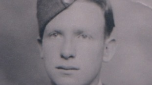 Harry Irons was a rear gunner in Bomber Command