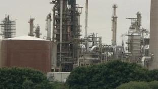 Murco Oil refinery