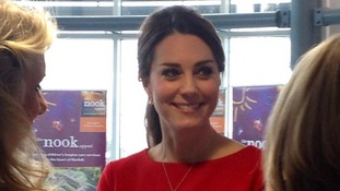 Duchess of Cambridge launches hospices appeal