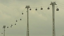 The Emirates Air Line.