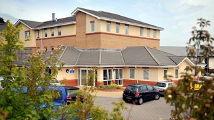 The former Winterbourne View care home in Hambrook, South Gloucestershire