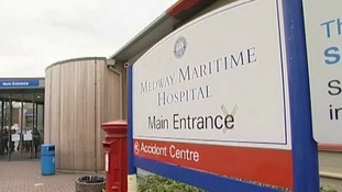 Report finds major failings at Medway Hospital