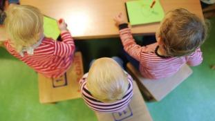 Anonymous pre-school children