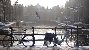 Two British men have died in Amsterdam