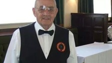 James McGregor, 67 from Dumfries, died in a one car crash on 25th November.