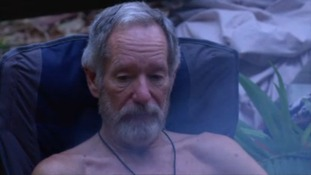 Buerk was sat at a campfire as he made the comments.
