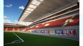 Ashton Gate stadium revealed