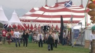 The family-friendly three day festival will take place at Tarnside Farm near Aspatria.