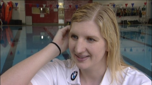 The Rebecca Adlington Centre was named after Mansfield&#x27;s Olympic swimmer
