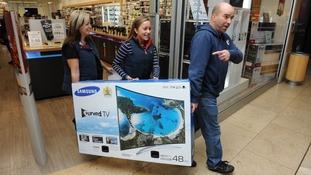 TV bargain