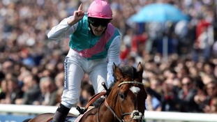 Frankel is rated as one of the best horses of all time.