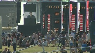 MTV Crashes in Plymouth