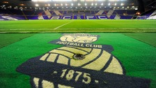 A general view of the pitch at St. Andrews