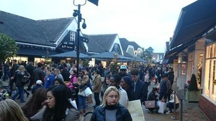 Bicester shopping centre
