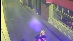 Police believe this woman may be able to help them