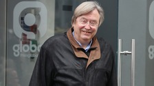 David Mellor leaving after his LBC morning radio show