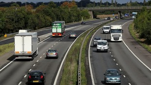 The government has made a pre-election pledge to spend £1.5 billion on road improvements in the Anglia region.