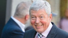Alan Johnson stood down as shadow chancellor in 2011.