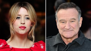 The deaths of Peaches Geldof and Robin Williams propelled their names to the top of the most-searched list.